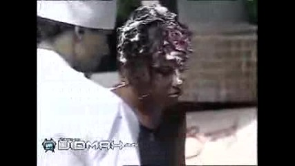 Бразилски пай в лицето шега