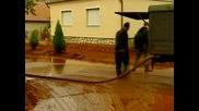 Възстановяването на унгарските села от разлива ще отнеме месеци