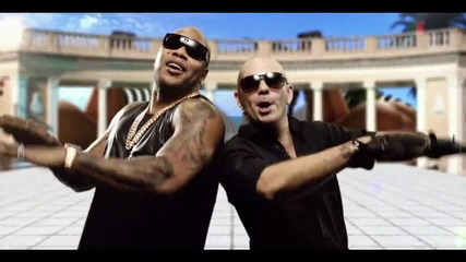 Flo Rida feat. Pitbull - Can't Believe It *high Definition* 1080p