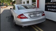 Mercedes Cls500 W219 Cks Sport Exhaust