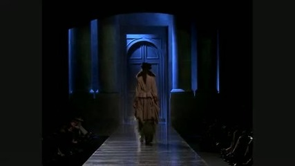 Christian Dior Fall 2010 Fashion Show Part 2