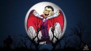 В полунощ на Halloween
