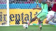 Португалия 3 - 3 Унгария ( 22/06/2016 ) ( Евро 2016 )