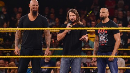 The O.C. fire back at WWE NXT: WWE Now India