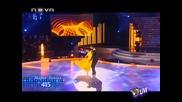 Vip Dance 13.11.2009 Танцът на Маргарита и Рангел