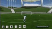 Fifa 13 • New Skills • Tutorial Keyboard !!!!!