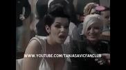 Tanja Savic - Razgovor u bekstejdzu - III Axal Grand Festival - 2010 - TV Pink