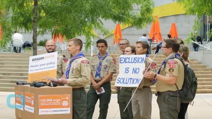 Boy Scouts Lift Blanket Ban on Gay Adults