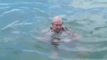Лесен трик предпазващ от удавяне
