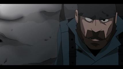 Батман срещу Терминатор-анимация.