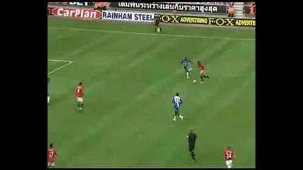 Wigan 0 - 5 Manchester United 22/08/09