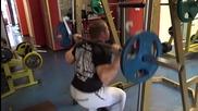 Богомил Йорданов - Кратка примерна тренировка за крака