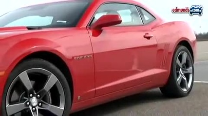 Camaro vs Mustang and Challenger - Muscle Car Comparison