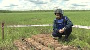 Russia: Hundreds of WWII explosives found near Moscow
