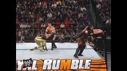 Royal Rumble 2002 Royal Rumble match *първа част*