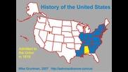 Историята на Съединените Шати в 2 минути