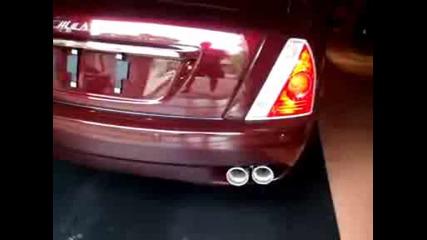 2007 Maserati Quattroporte Tubi