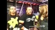 WWE Maria Взима Интервю От D Generation X