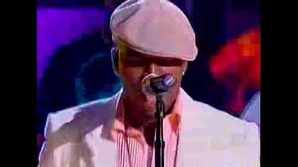 Ne-Yo - Because Of You (live concert)