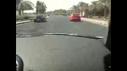 aud R8 vs audi Rs4 vs Bmw M6 vs porsche Carrera