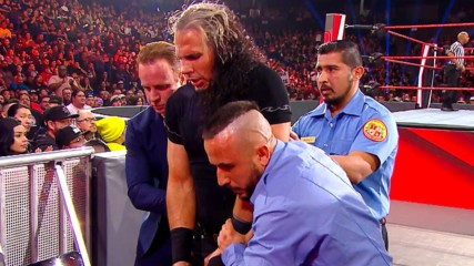 Unaired footage of Hardy after Viper attack: WWE.com Exclusive, Feb. 10, 2020