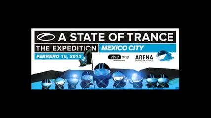 Изродски сет! W&w Live @ A State of Trance 600 Mexico