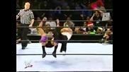 Jeff Hardy vs. D - Lo Brown - Wwe Heat 15.12.2002