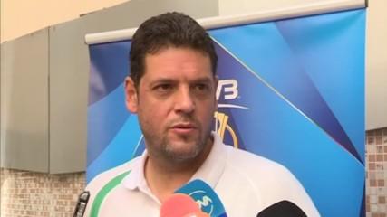 Пламен Константинов призна за психологически проблем в националния отбор по волейбол