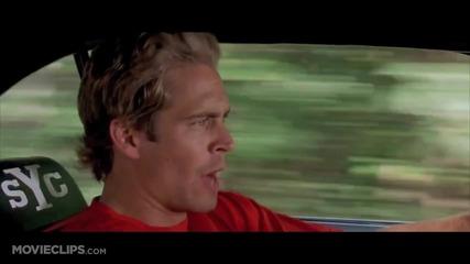 2 Fast 2 Furious (9_9) Movie Clip - Car Meets Boat (2003) Hd