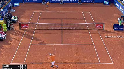 Rafael Nadal vs Kei Nishikori - Barcelona 2016 Final