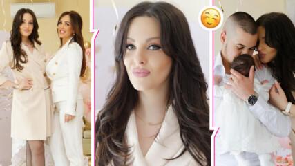 Куриоз: Симона Загорова разбрала от гаджето си, че е бременна! Новината ги шокирала...
