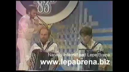 Първите записи на Лепа Брена - 1982 - 1983 г.