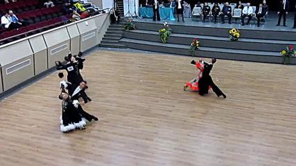 Спортни танци - Купа България, Русе 2019
