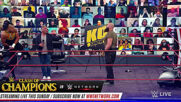 """Braun Strowman and Dabba-Kato butt heads on """"The Kevin Owens Show"""": Raw, Sept. 21, 2020"""