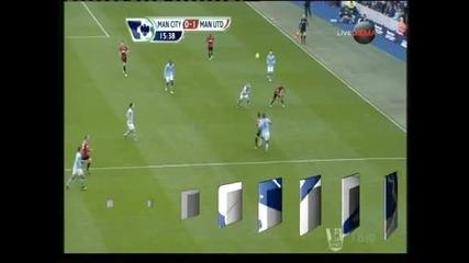 Юнайтед с драматична победа 3:2 над Сити в дербито на Манчестър