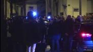 France: Sarkozy among senior politicians joining Charlie Hebdo memorial at kosher store