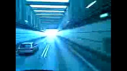 Тунел между Малмо и Копенхаген
