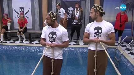 Победа за екипажа на Петко Барбароса - VIP Brother 2018
