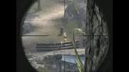 Frontlines:fuel Of War (sniper Gameplay)