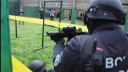 Bulgarian Border police action Akciia na granichna policiia