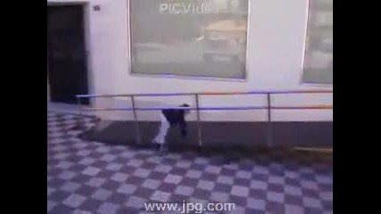 11 Years old, Girl Parkour