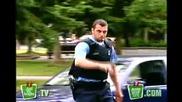 Полицаи се базикат Смях