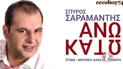 Спирос Сарамантис - наопаки