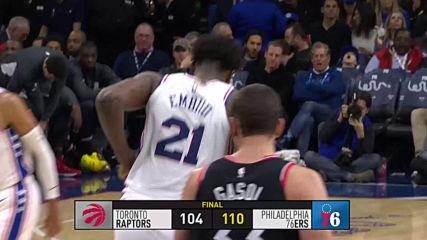 Най-важното в NBA от изминалта нощ