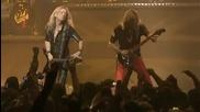 Превод! Judas Priest - Breaking The Law (live) 2010 H D