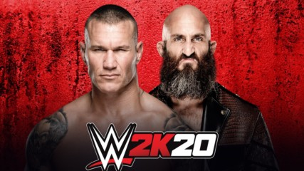Randy Orton vs. Tommaso Ciampa: WWE 2K20 match simulation