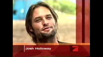 Josh Holloway Се Представя!