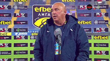 Георги Тодоров: Явно Левски е много висока летва за някои футболисти
