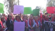 Turkey: Proposed law will 'vindicate the paedophiles' – CHP activists rally in Antalya