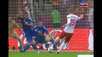 Гърция - Полша 1-1 Евро 2012